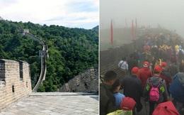 """Quá tin vào ảnh mạng, du khách được phen """"sốc toàn tập"""" trước các địa điểm du lịch ngoài đời thực: Thôi, cả chuyến đi coi như bỏ!"""