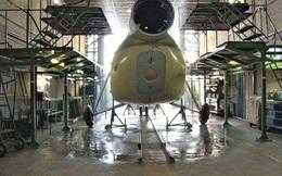 Thăm nhà máy chế tạo trực thăng của Anh hùng lao động Nga