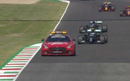 Đua xe F1: Lewis Hamilton giành chiến thắng tại GP Tuscany