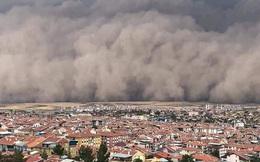 24h qua ảnh: Bão cát khủng khiếp tấn công thủ đô của Thổ Nhĩ Kỳ