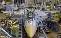 """""""Nâng Su-57, dìm MiG-35"""", báo Mỹ bị chuyên gia Nga đáp trả cực gắt: Hãy nhìn xuống chân?"""