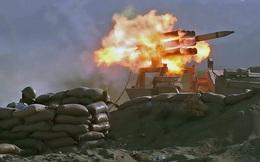 Iran tập trận quân sự rầm rộ trên vịnh Osman