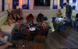 """Đột kích 2 quán karaoke ở Sài Gòn, phát hiện 33 """"dân chơi"""" dương tính với chất ma tuý"""