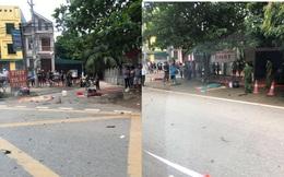 Danh tính 3 cô gái bị tài xế ô tô Innova đâm tử vong tại chỗ ở Phú Thọ