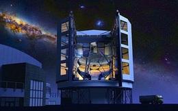 Clip: Quá trình chế tạo tấm gương 17 tấn cho kính viễn vọng khổng lồ