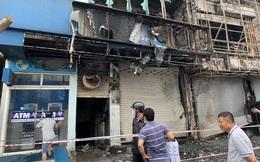 Lộ diện nghi can gây cháy chi nhánh ngân hàng Eximbank và nhà dân ở Sài Gòn