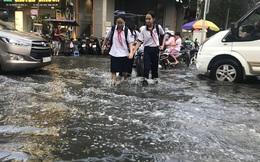 Triều cường kết hợp bão, TP HCM có thể ngập nặng