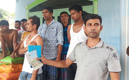 Người dân Bà Rịa- Vũng Tàu cưu mang hàng chục người Bangladesh thất nghiệp