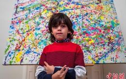 Thần đồng hội họa nhí từng được so sánh với Picasso và những bức tranh trừu tượng sở hữu mức giá trên trời