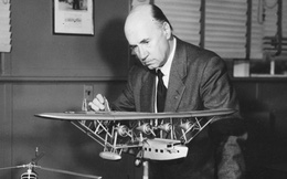 Igor Sikorsky: Thiên tài người Nga thiết kế máy bay cho Tổng thống Mỹ