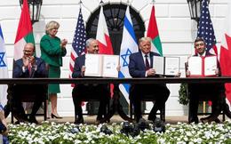 """Tên lửa phóng lên ở Gaza giữa lúc Israel phá vỡ """"cấm kỵ"""" với UAE, Bahrain"""