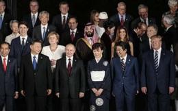 Đồng minh của Mỹ tín nhiệm Tổng thống Putin và Chủ tịch Tập Cận Bình hơn ông Trump