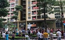 Cư dân chung cư The Vesta tố Hải Phát lừa dối khách hàng khi bán xong nhà thì phá sân chơi trẻ em xây bãi đậu xe