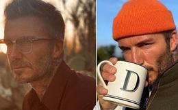 """Đăng ảnh ở tuổi 45 do chính cậu cả Brooklyn chụp, David Beckham khiến các fan """"điên đảo"""" vì vẻ nam tính khó cưỡng"""