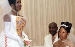 Những chiếc bánh cưới hắc ám khiến cô dâu chú rể chán không buồn về chung một nhà nữa