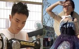 Ông bố trổ tài may hơn 100 bộ váy cho con gái, bộ nào cũng đẹp xuất sắc