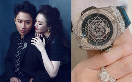 Hari Won: Trấn Thành nói đồng hồ anh ấy mua giá 1 tỷ, tôi phải sửa lại ngay là 958 triệu thôi