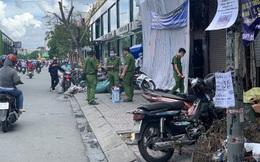 Bắt khẩn cấp nghi phạm gây cháy chi nhánh Ngân hàng Eximbank và nhà dân ở Sài Gòn