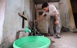 Chậm quy hoạch cấp nước, 1 triệu dân ngoại thành Hà Nội 'mắc kẹt'