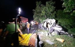Khởi tố tài xế xe khách trong vụ tai nạn thảm khốc làm 8 người chết ở Bình Thuận