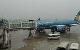 Đóng cửa 3 sân bay, hàng loạt chuyến bay huỷ, hoãn do bão số 5