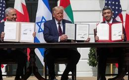Thỏa thuận hòa bình Israel và Bahrain định hình lại chiến lược Trung Đông