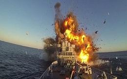 Belarus đóng cửa biên giới, báo động quân đội sau động thái của châu Âu - Mỹ điều tàu chỉ huy tấn công toàn cầu áp sát Nga