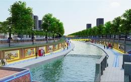 Chuyên gia nói gì về đề xuất cải tạo sông Tô Lịch thành công viên lịch sử - văn hóa?