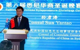 Quan hệ Úc - Trung Quốc lao dốc