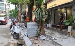 Tổng kiểm tra lát đá vỉa hè trên địa bàn Hà Nội
