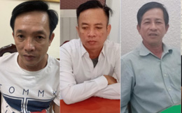 Bắt 8 nghi can giả lãnh đạo công ty xổ số, lừa đảo cho số trúng lô, đề ở 9 tỉnh, thành