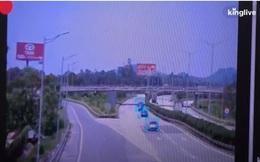 """Video: Cận cảnh hệ thống 110 """"mắt thần""""  giám sát giao thông trên cao tốc Nội Bài - Lào Cai"""