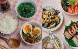 Qua rồi thời học xa nhà ăn uống kham khổ, sinh viên bây giờ tự nấu cơm còn đỉnh hơn nhà hàng