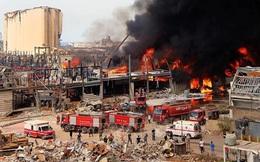 Quân đội Liban phát hiện 1,3 tấn pháo hoa tại cảng Beirut