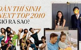 Dàn mỹ nhân hot nhất Next Top 2010 sau 10 năm: Đều lột xác, lấy hết đại gia đến chồng Tây, bất ngờ nhất Phạm Hương - Tuyết Lan