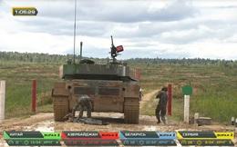 Đại tá Nguyễn Khắc Nguyệt: Xe tăng hỏng, lính Trung Quốc ngất xỉu, bị Belarus hạ gục ở bán kết Tank Biathlon 2020