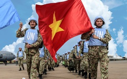 """Lính """"mũ nồi xanh"""" Việt Nam: Sẵn lòng với sứ mệnh ở châu Phi"""