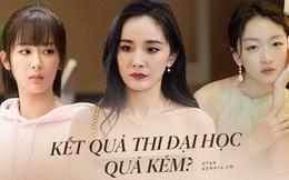 Bê bối điểm thi đại học của sao Cbiz: Dương Mịch khai gian thành tích, Dương Tử 'lươn lẹo', Châu Đông Vũ giấu vì quá kém?