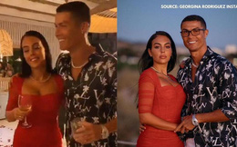 Bạn gái khoe khoảnh khắc cực tình cảm bên Ronaldo, fan nghi ngờ phải chăng đây là lễ đính hôn của hai người?
