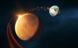 Sự sống trên Trái Đất có thể đến từ sao Hỏa