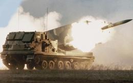 Mỹ đưa pháo phản lực đến tập trận bắn đạn thật sát biên giới Nga