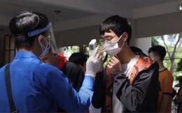 Video: Ngay trong ngày nghỉ lễ Quốc khánh, các thí sinh tại Đà Nẵng tập trung học quy chế thi THPT đợt 2