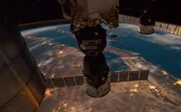 Thước phim tua nhanh 100 GB ảnh của NASA ghi lại vẻ đẹp ngoạn mục của Trái Đất