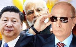 """Lạnh lùng cảnh cáo sát vách, Nga-Ấn chuẩn bị """"đòn tấn công kép"""" dành cho Trung Quốc?"""