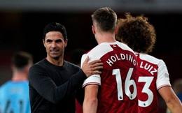 Arsenal thắng West Ham, vì sao HLV Arteta vẫn không hài lòng?