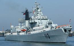 Tàu chiến Trung Quốc đông nhất thế giới, nhưng Mỹ không hề ngán