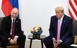 Tổng thống Trump ngạc nhiên khi muốn quan hệ tốt với Nga cũng bị chỉ trích