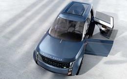 Land Rover sắp có thêm xe cho đại gia Việt thích 'chơi lớn', động cơ là điều đáng quan tâm