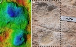 """Hàng trăm """"bóng ma"""" niên đại 120.000 năm xuất hiện giữa sa mạc Ả Rập"""