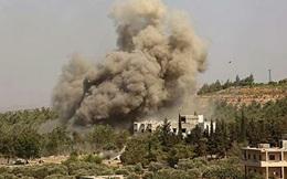 Máy bay Nga dội bão lửa vào cứ điểm khủng bố ở Idlib, Syria